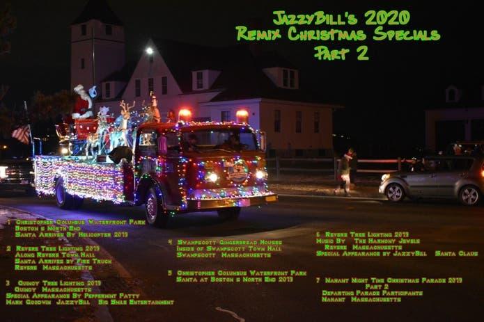 Dec 10   JazzyBill's 2020 Remix Christmas Specials Part 2   Quincy