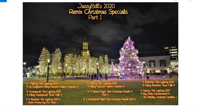Dec 3   JazzyBill's 2020 Remix Christmas Specials Part 1