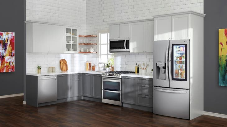 Shop LG Savings This Holiday Season. Save On Kitchen & Laundry