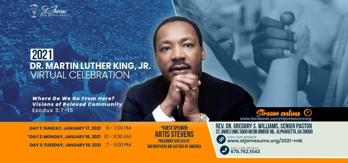 Jan 18 | Dr. Martin Luther King, Jr. Day | Alpharetta, GA ...