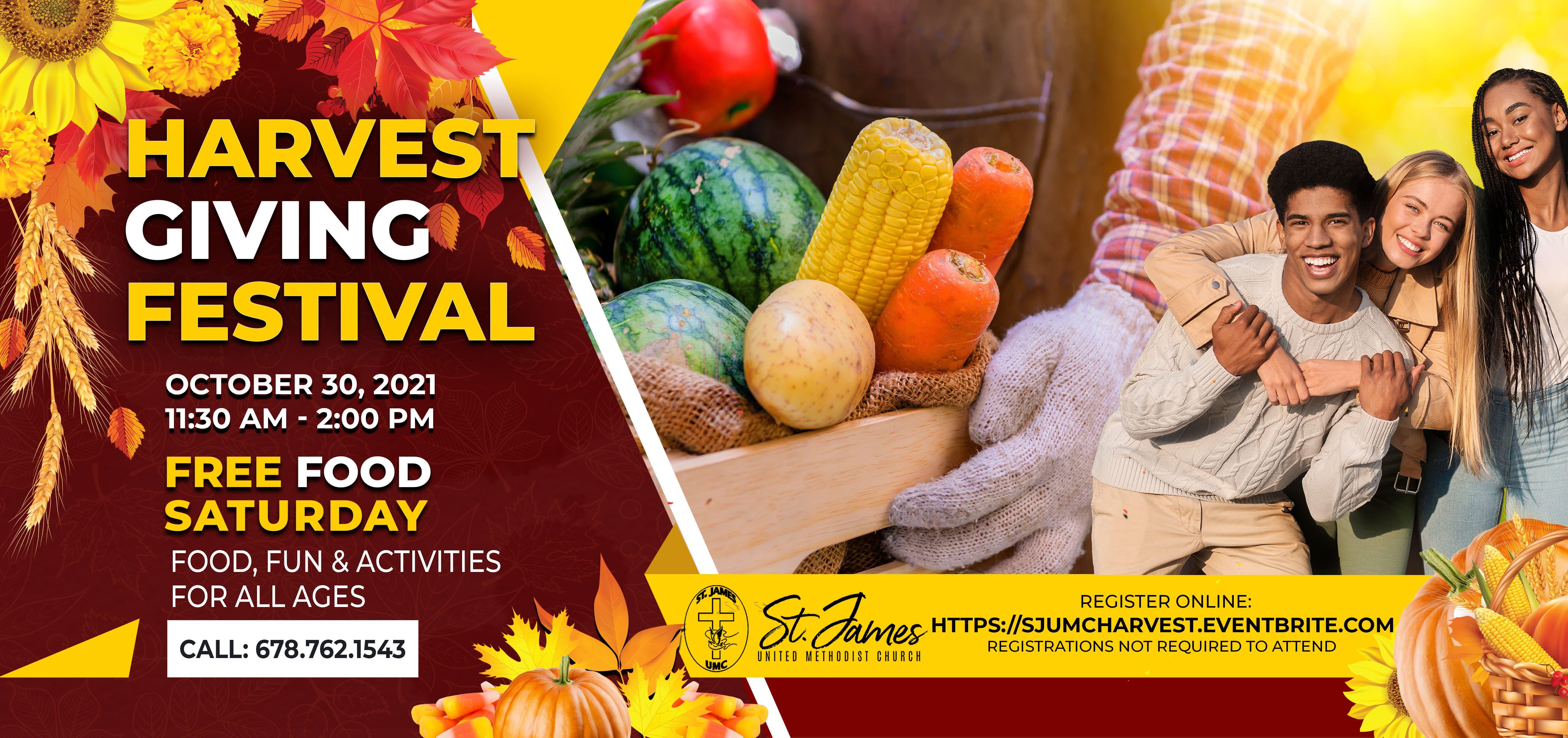 Harvest Giving Festival