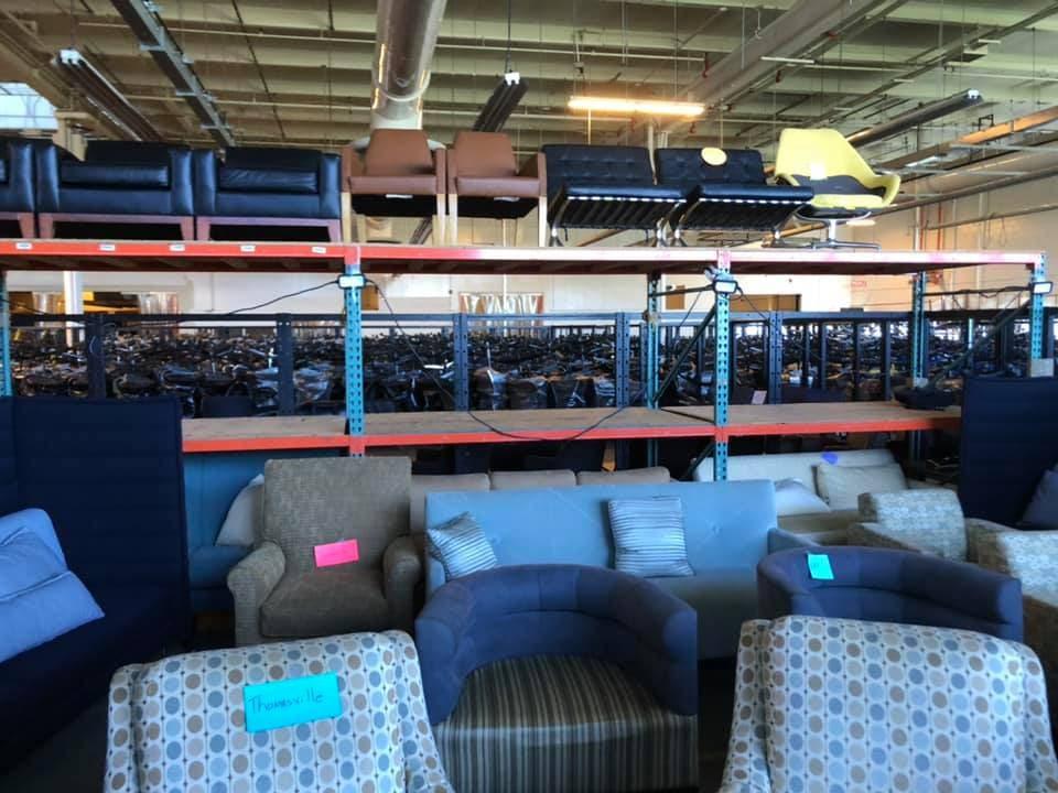 Office & Home Furniture Liquidation Sale