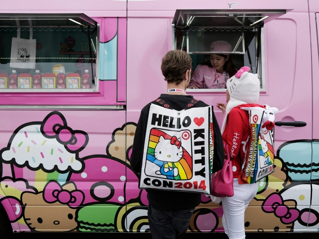 Hello Kitty Cafe Truck To Stop In Scottsdale This Weekend