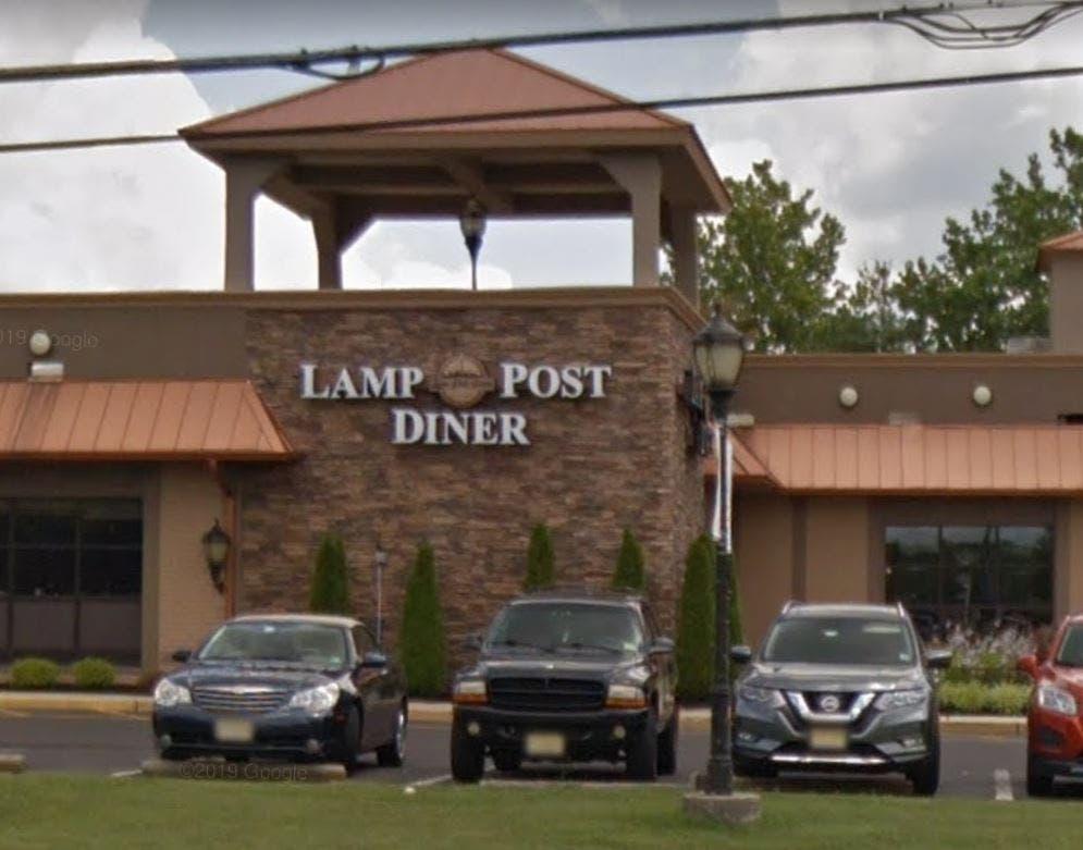 Restaurant Owner, Lamp Post Diner Little Gloucester Road Clementon Nj