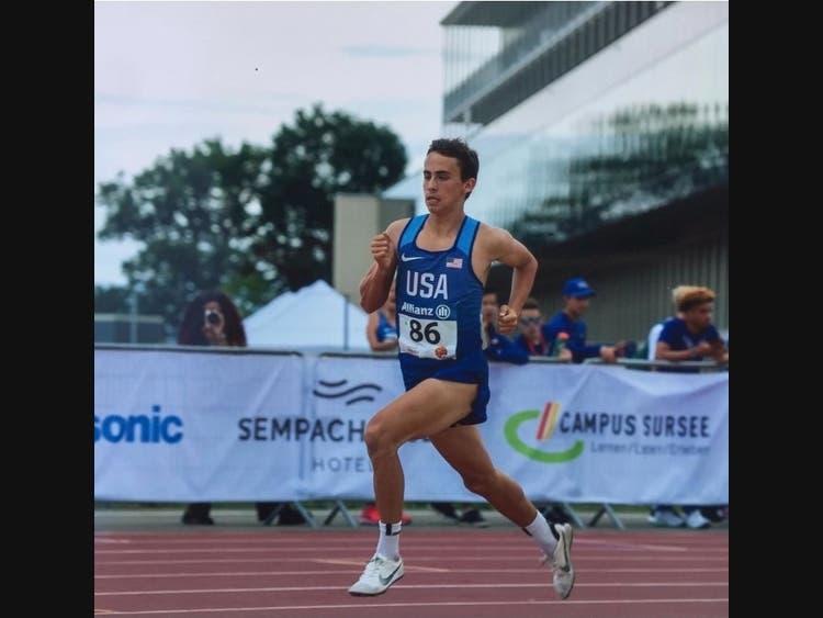 Encinitas-Native Joel Gomez Competing At Paralympic Track Trials