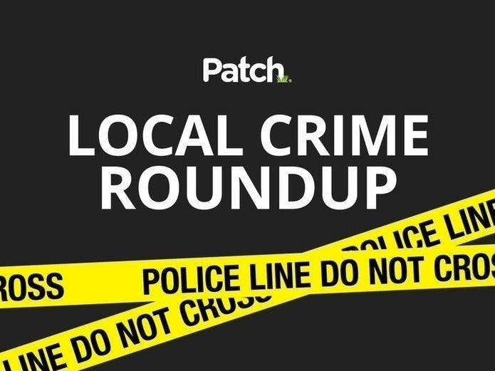 Here is a roundup of police-related news from around the Hudson Valley over the past week, including a man accused of distributing child pornography.