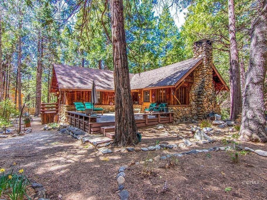 WOW House: Mountain Lodge Retreat Getaway | Oceanside, CA ...