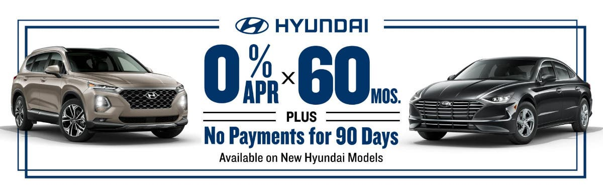 0% for 60 months PLUS no payments for 90 days!