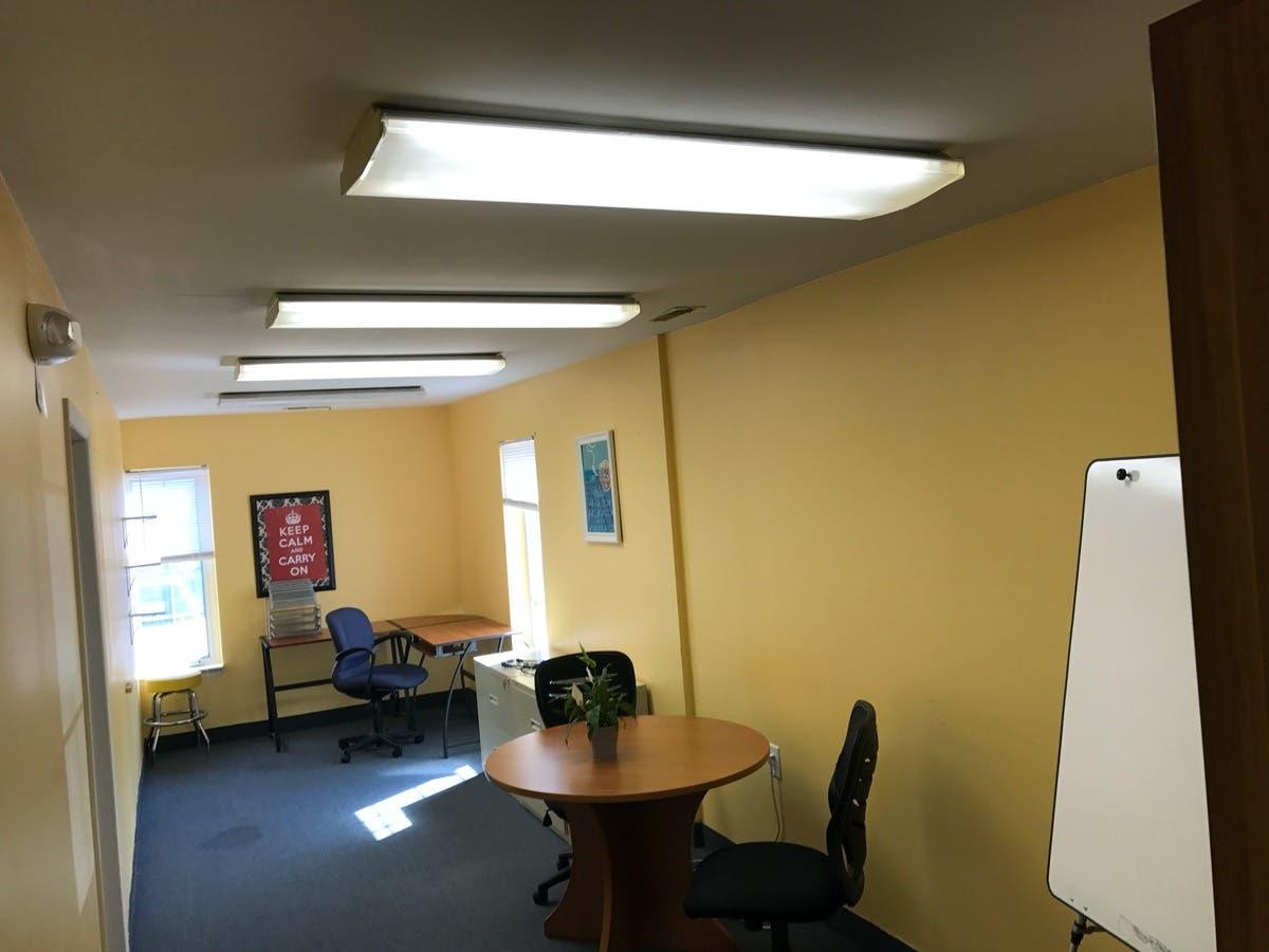 Office Space, Hazlet