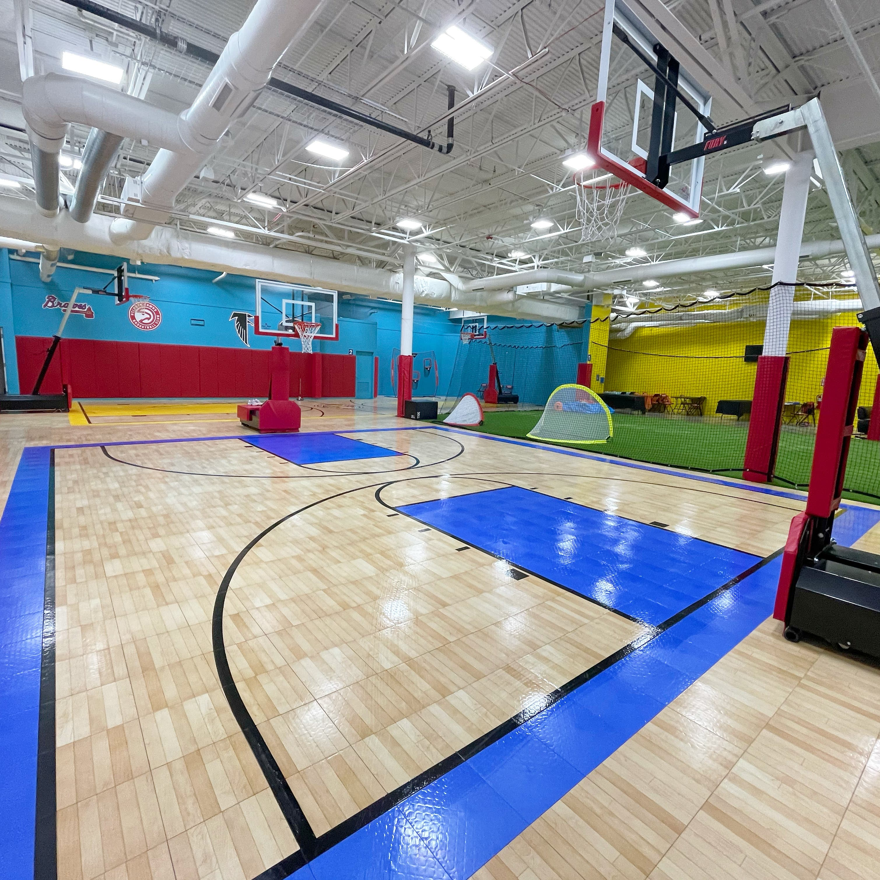 FREE Grand Opening Event Hi-Five Sports Zone