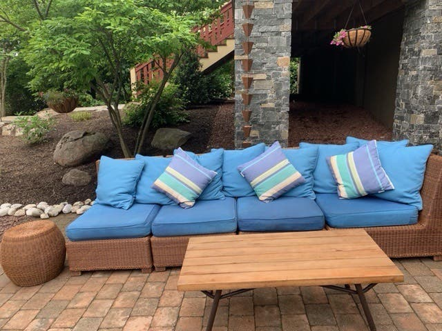 Pottery Barn Outdoor Furniture, Pottery Barn Outdoor Furniture Showroom