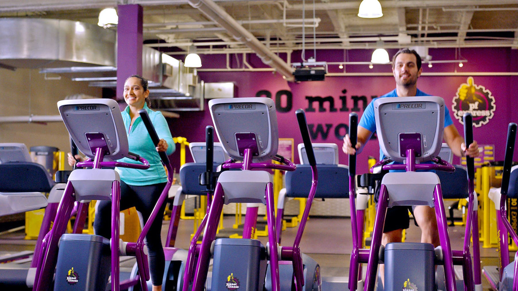 Jul 23 Planet Fitness New Caney Grand Opening Conroe Tx Patch