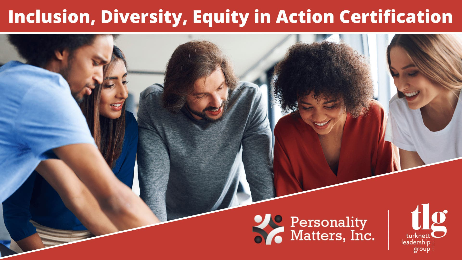 REGISTER NOW for the Inclusion, Diversity, Equity in Action (IDEA) Certification Program!
