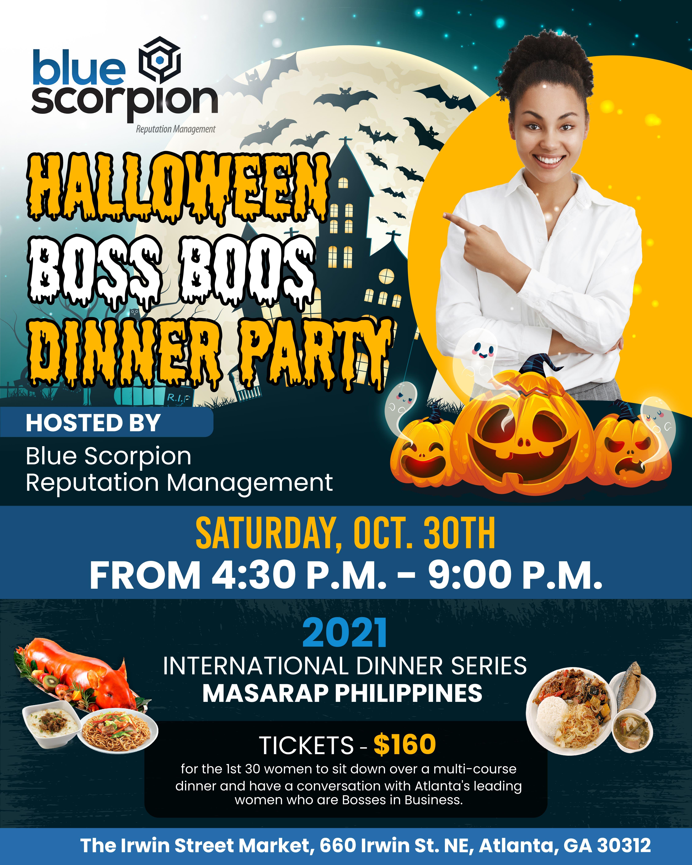 Boss Boos Dinner Party