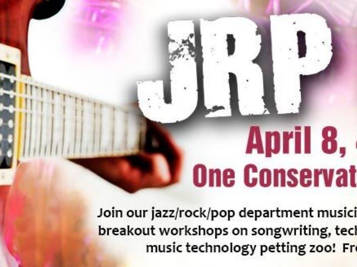 South Shore Conservatory's Jazz/Rock/Pop Department Presents