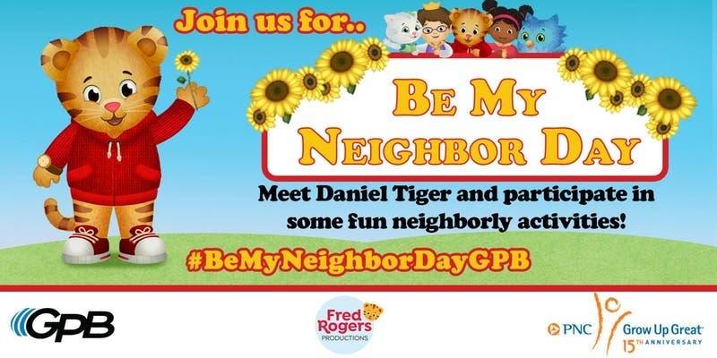 Jul 27 Be My Neighbor Day Atlanta Ga Patch