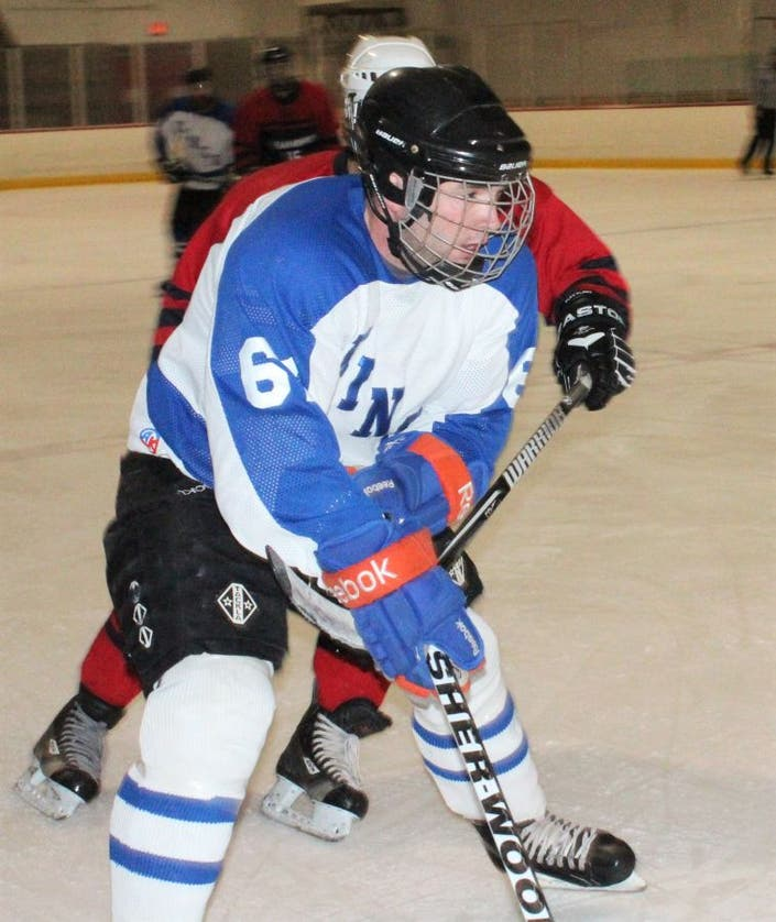 Over-40 Ice Hockey Leagues