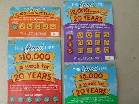 Integrity' of Illinois Lottery Scratch-Off Games Questioned