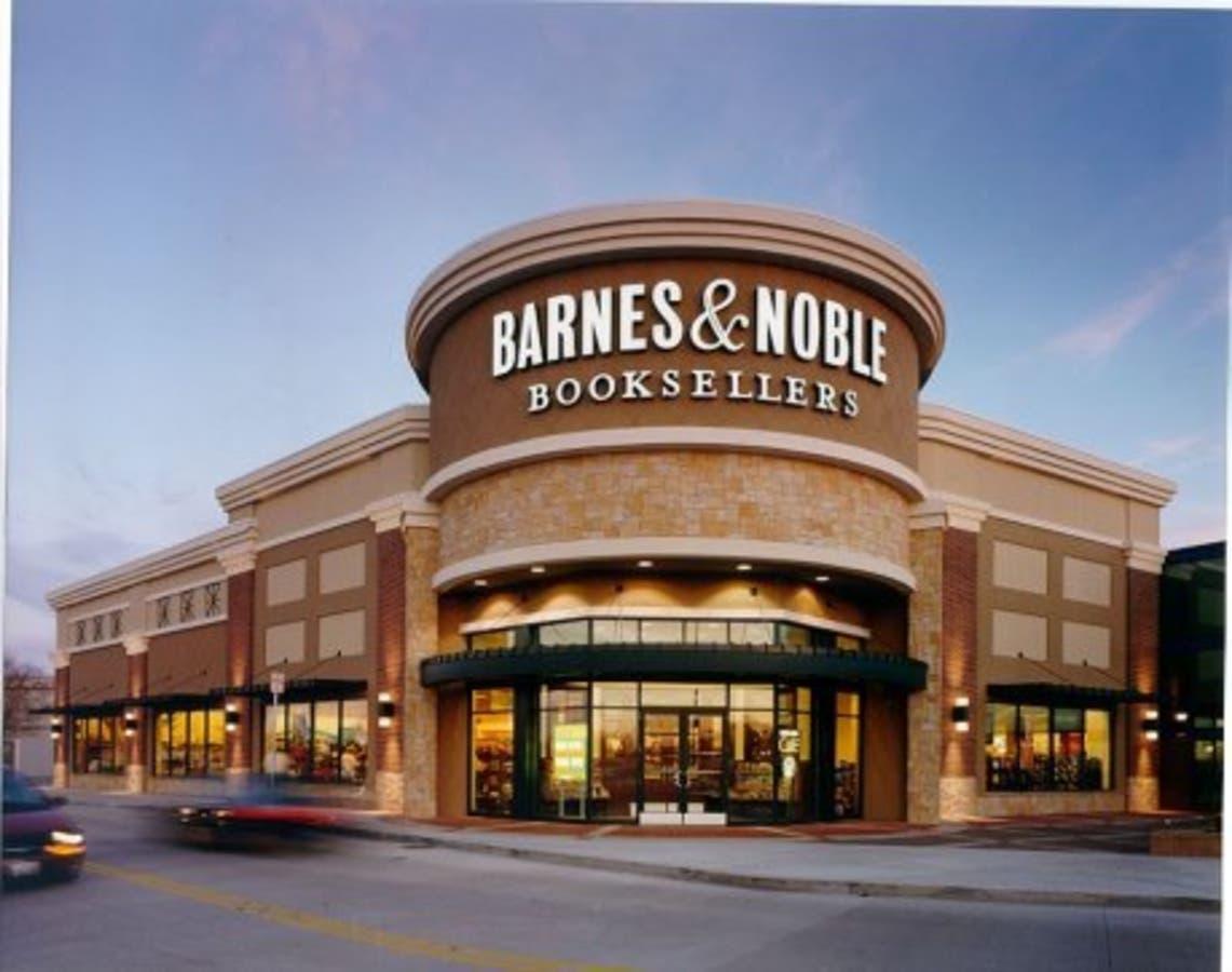 Barnes Noble Stock Soars as It Explores a Sale Santa