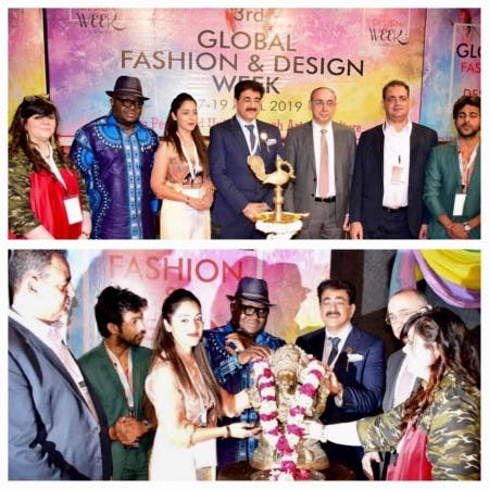 Great Grand Opening Of 3rd Global Fashion And Design Week Midtown Ga Patch
