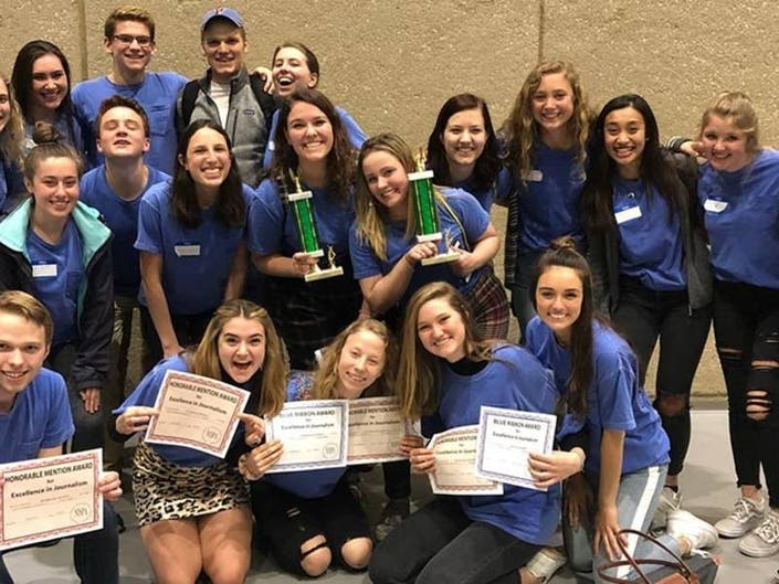 Lion newspaper lands gold at convention
