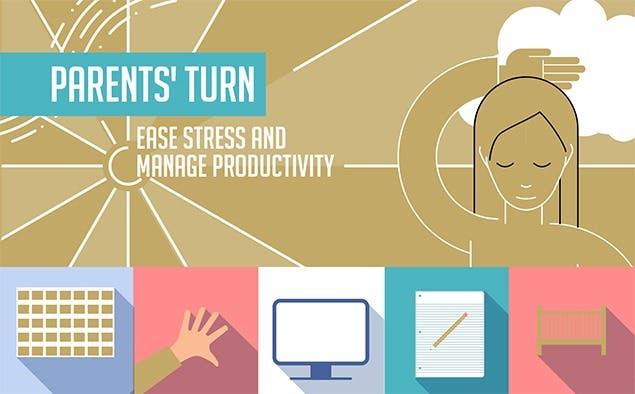 Parents' Turn: Stress Reduction & Productivity Management