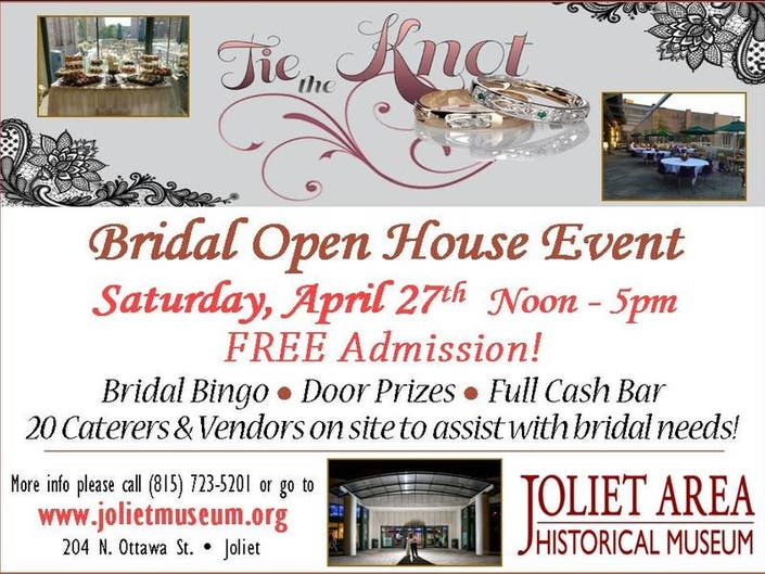 Tie The Knot - Bridal Open House Event