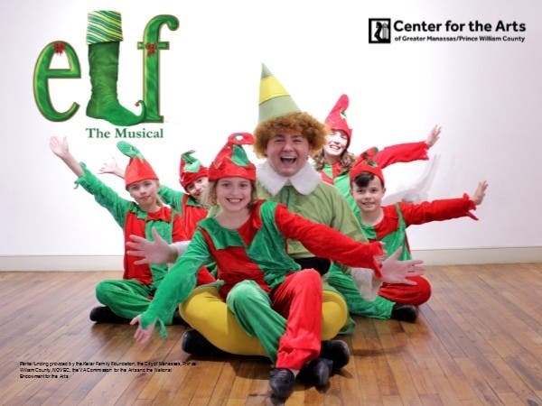 Nov 30 | Rooftop Productions presents Elf the Musical | Woodbridge - Patch.com