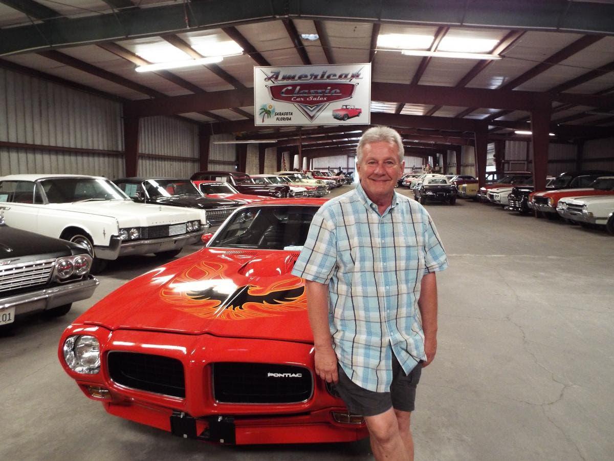 Terry Miller Joins American Classic Car Sales | Sarasota, FL