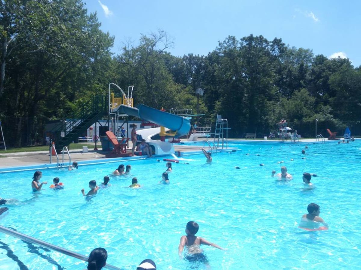 Are you a pool or a lake person? Parsippany's got it all
