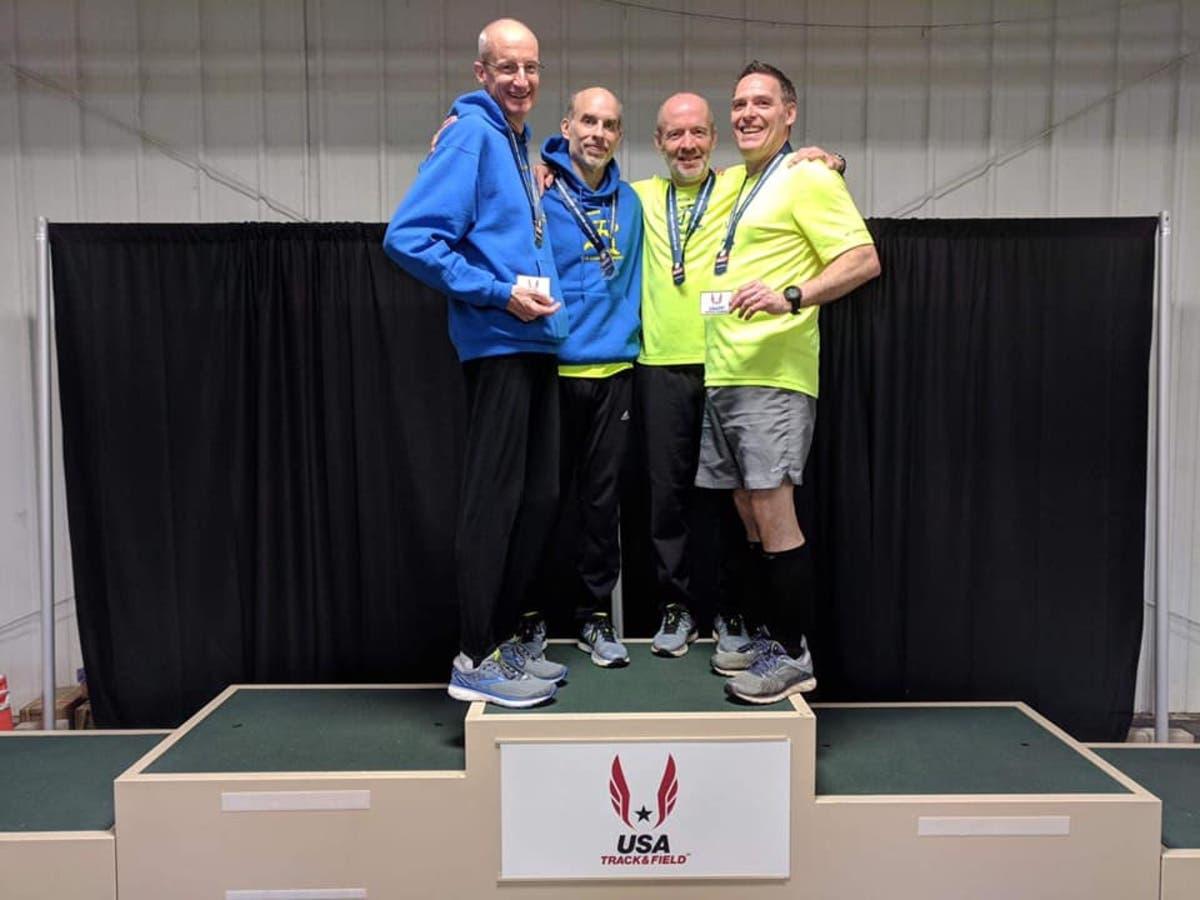 Parsippany Men Win at USATF Master's Event in Winston Salem, NC