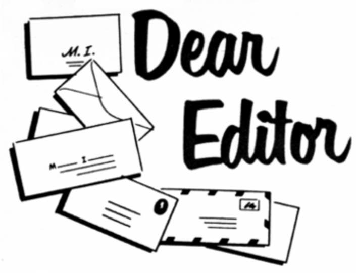 Letter to Editor recommending a NO Vote on Question #2