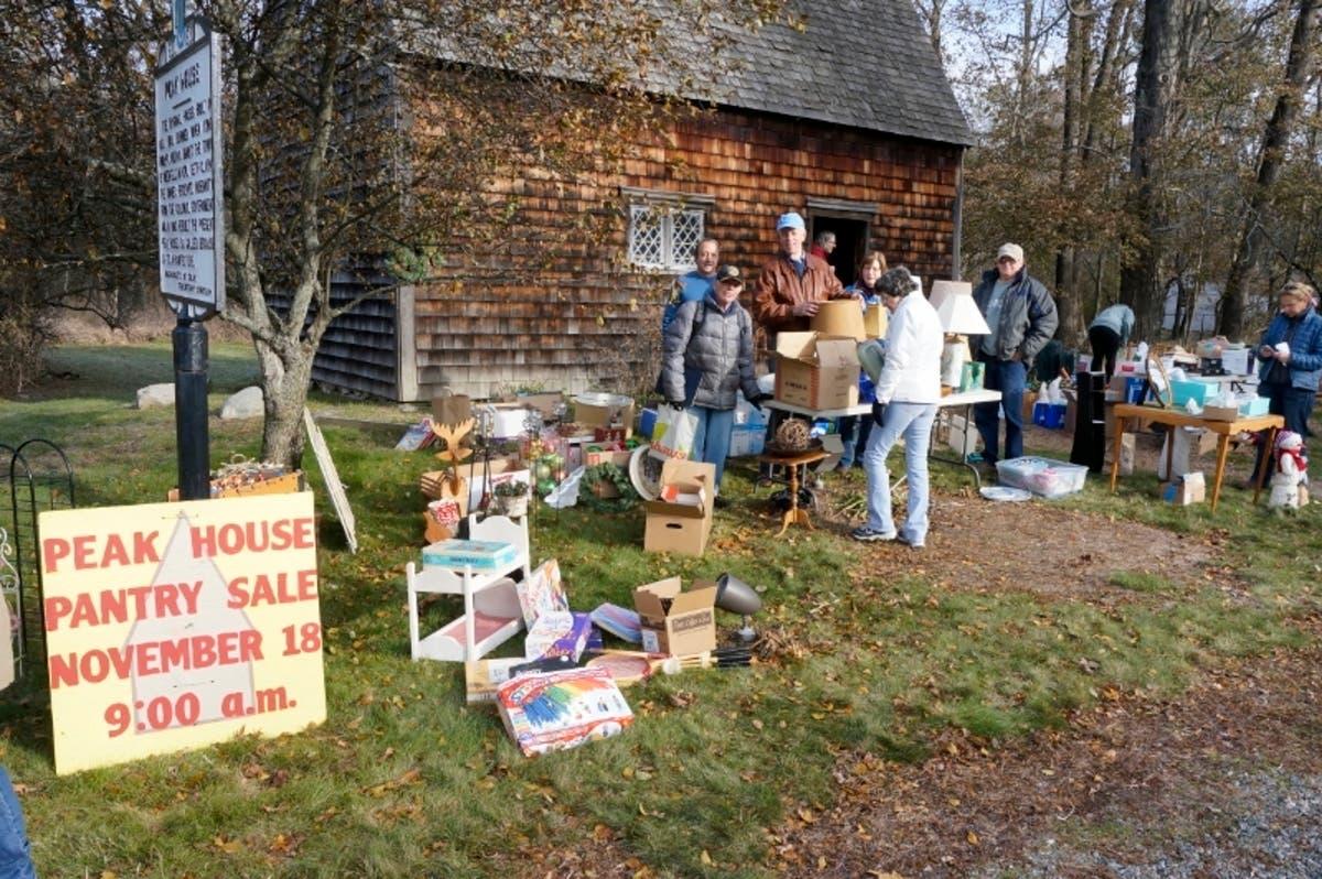 Annual Peak House Pantry And Elephant Sale Medfield Ma