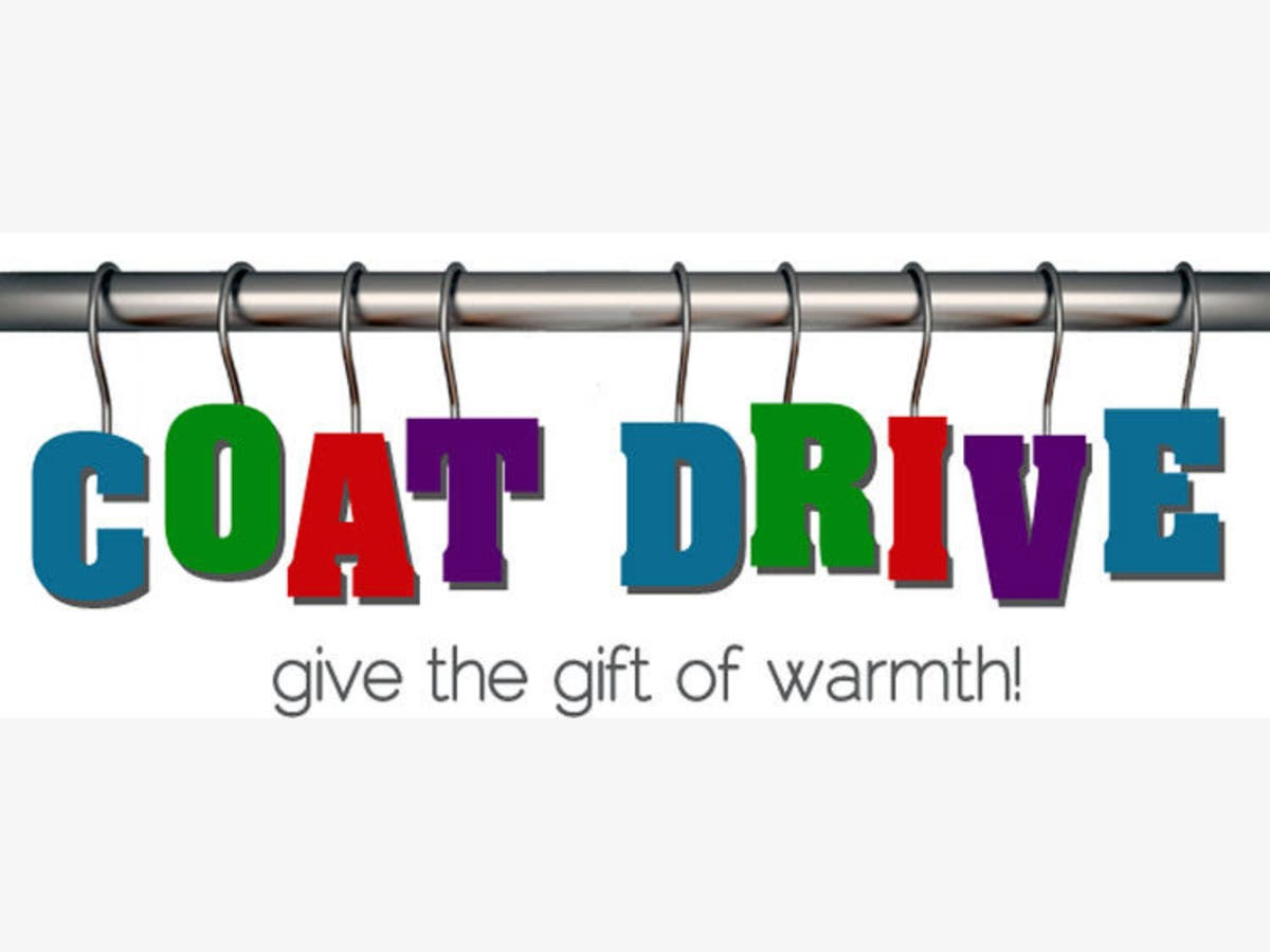 Image result for coat drive images