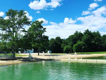 Hinkley Swim Pond is OPEN for the Summer Season! | Medfield, MA Patch