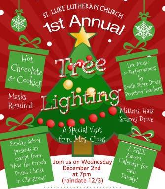 Dec 2   Christmas Tree Lighting & Outdoor Concert   Half Hollow Hills, NY Patch