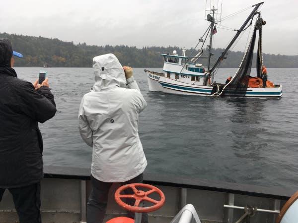 Fish Stories: A Veteran Heritage Cruise