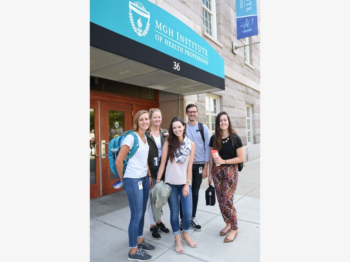 MGH Institute of Health Professions Begins Academic Year
