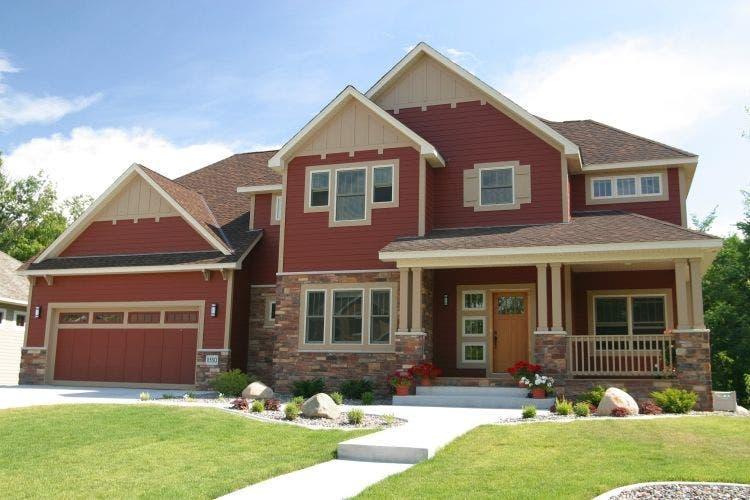 Perk up your Exterior Palette with James Hardie Siding