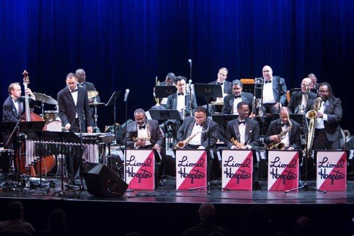 Free -- New Lionel Hampton Big Band with Jason Marsalis Nov  4