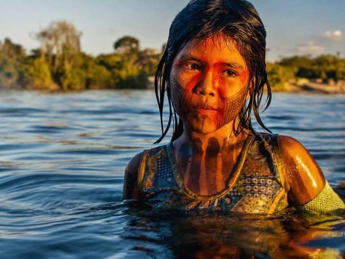 National Geographic Live: Standing at the Waters Edge, May 5