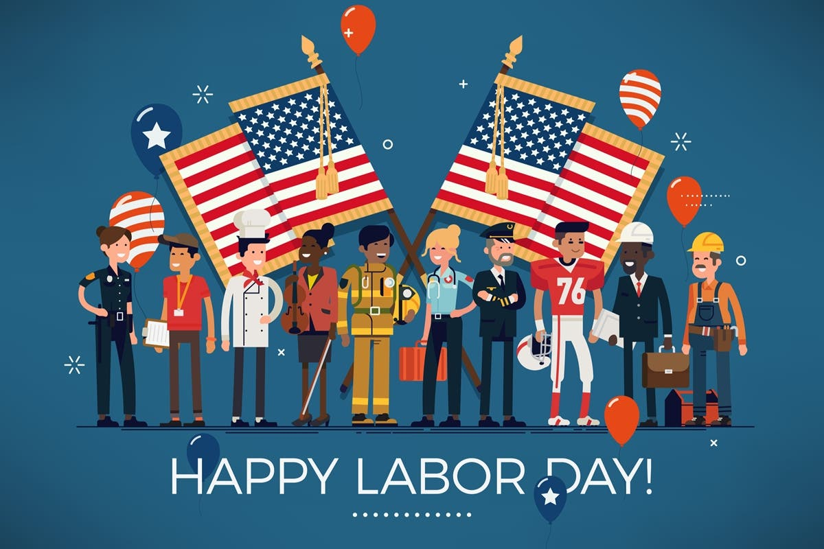 Sep 6 | Happy Labor Day 2021 | Middletown, CT Patch