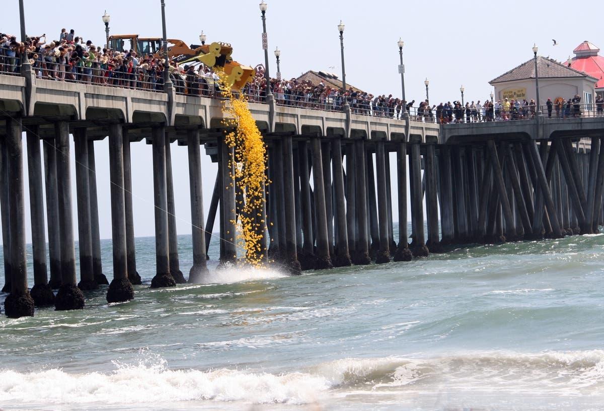 26th annual Duck-a-Thon™ returns to Huntington Beach