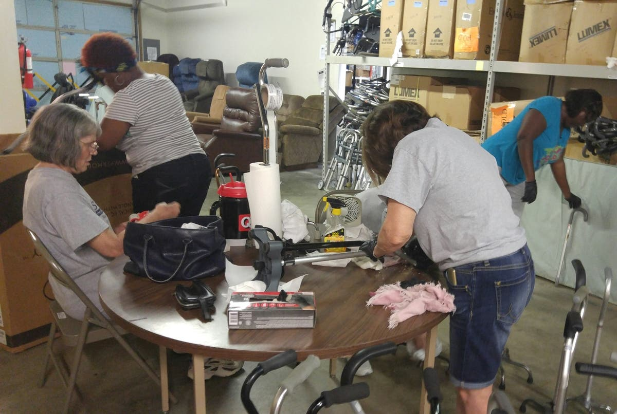 Free Loans of Home Medical Equipment to Anyone from St  Louis HELP