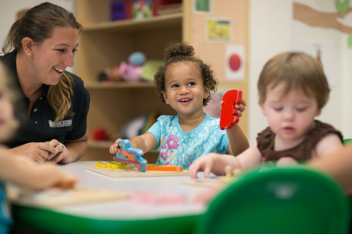Learning Through Play >> The Goddard School S Dynamic Learning Through Play Curriculum Comes