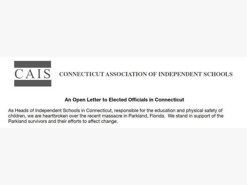 change of school letter