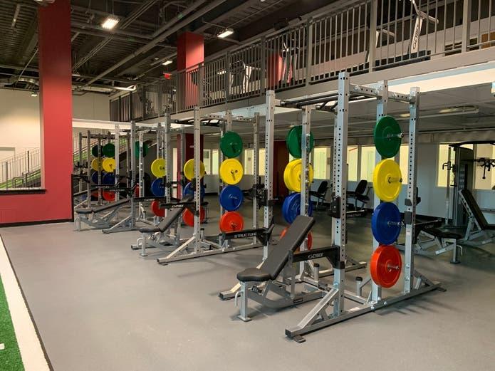 St. Luke's School has opened a new Wellness & Fitness Center