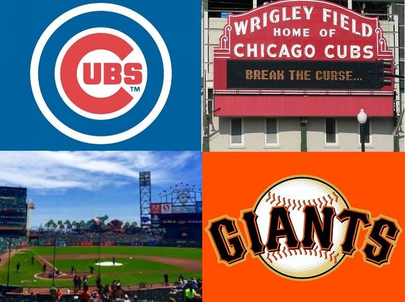 View Giants Vs Cubs Game  PNG