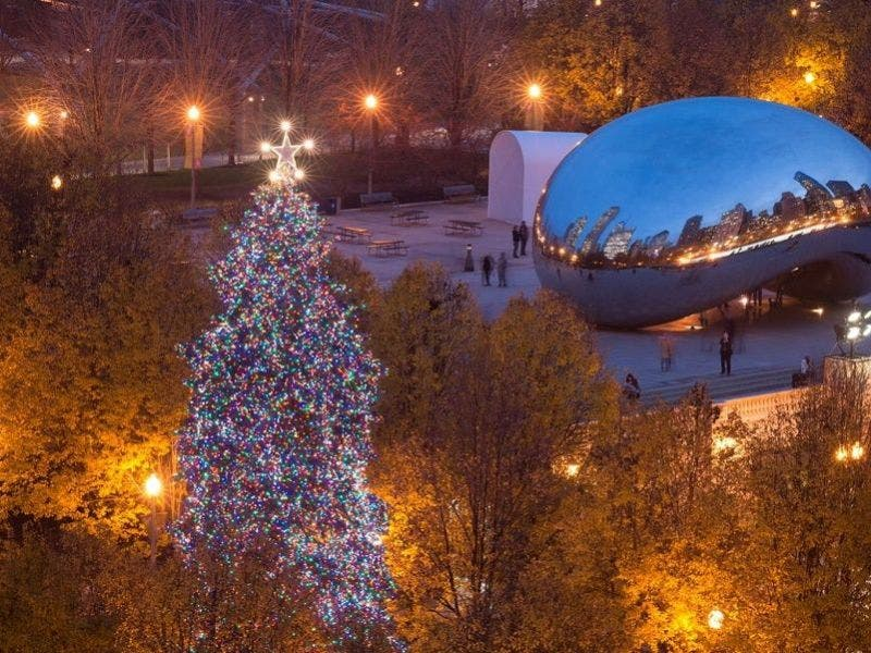 """Image result for chicago christmas images"""""""