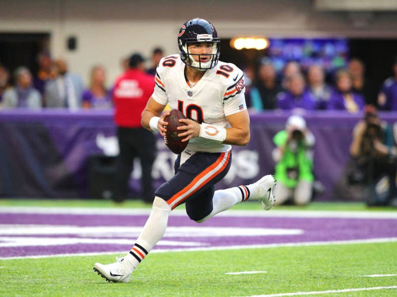 Chicago bears wins and losses 2018